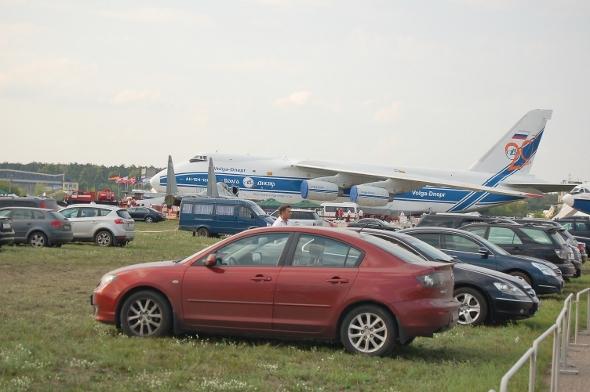 МАКС-2011. Фоторепортаж Сергея Акулича