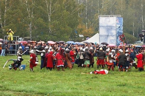 куликовская битва, военно-исторический фестиваль, Поле Куликово