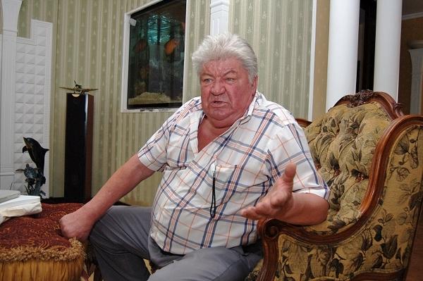 Космонавт Валерий Рюмин
