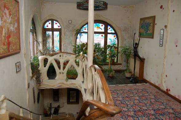 Дома у Цыгановых - уютный уголок