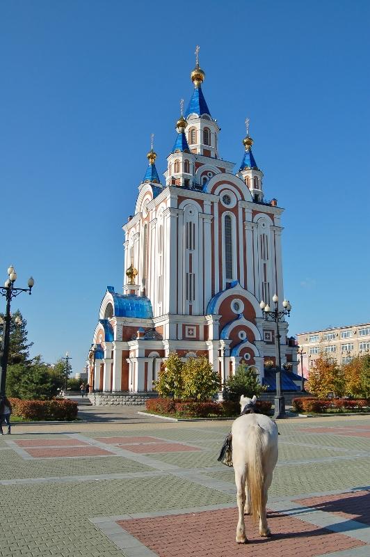 Достопримечательности Хабаровска. Фоторепортаж Сергея Акулича