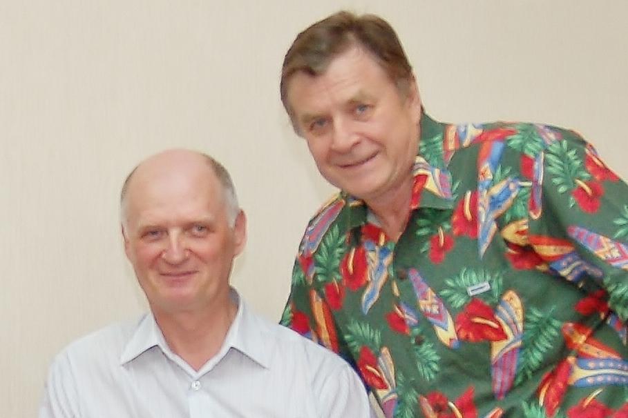 Григорий Гладков, Сергей Акулич