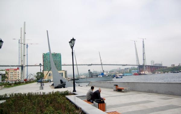 Мосты Владивостока Фото