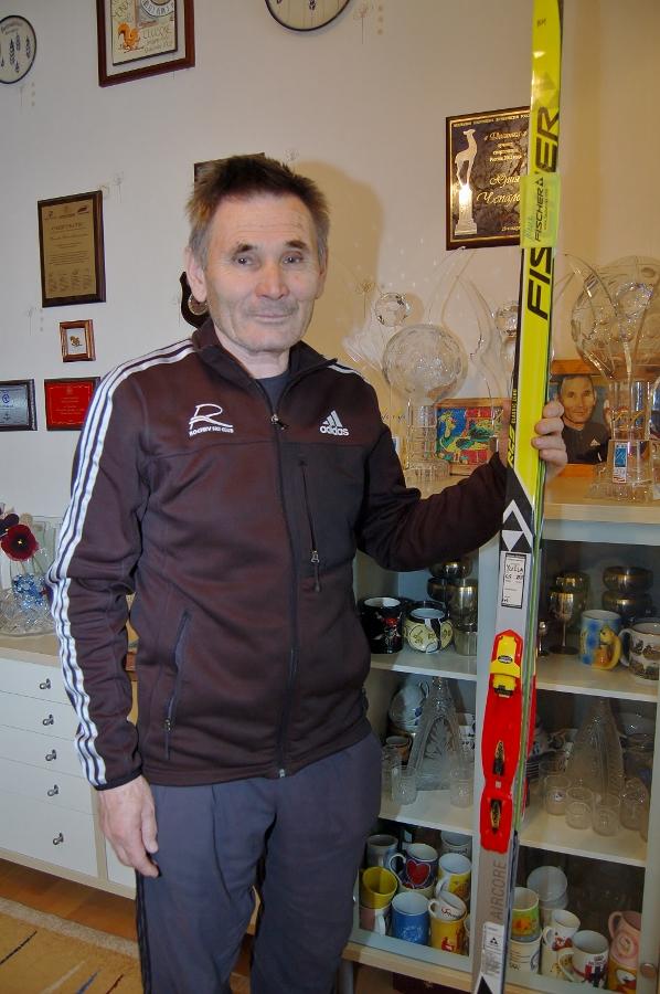 Анатолий Чепалов, лыжный спорт