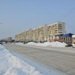 проспект Первостроителей, Комсомольск-на-Амуре
