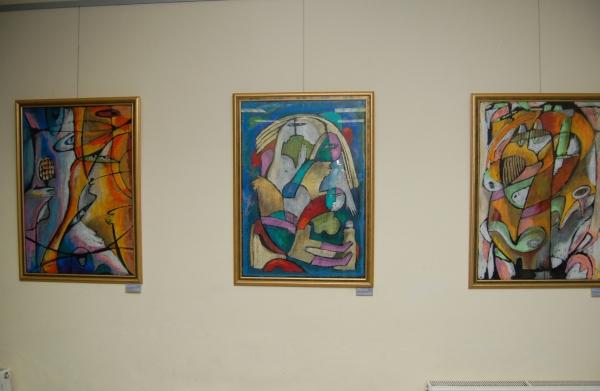 Ирина Оркина, выставка