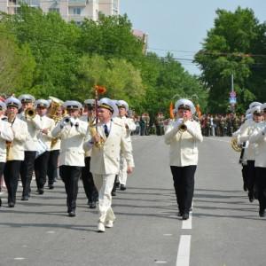 фестиваль Амурские волны духовой оркестр