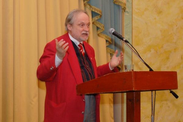 Юрий Бокань. Фото: Сергей Акулич