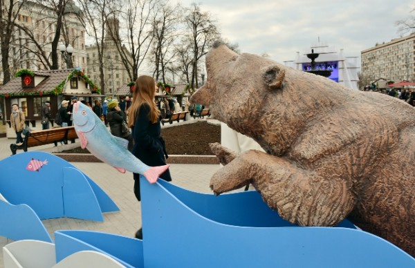 Фестиваль Рыбная неделя в Москве. Фоторепортаж Сергея Акулича