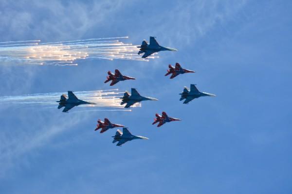 9 мая в Москве. Фоторепортаж Сергея Акулича