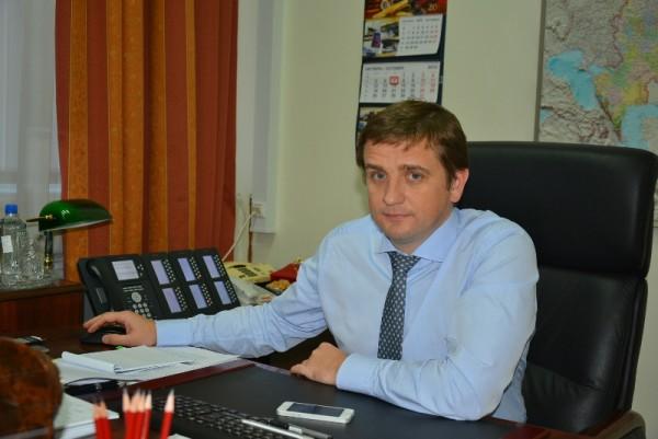 Илья Шестаков, руководитель Росрыболовства