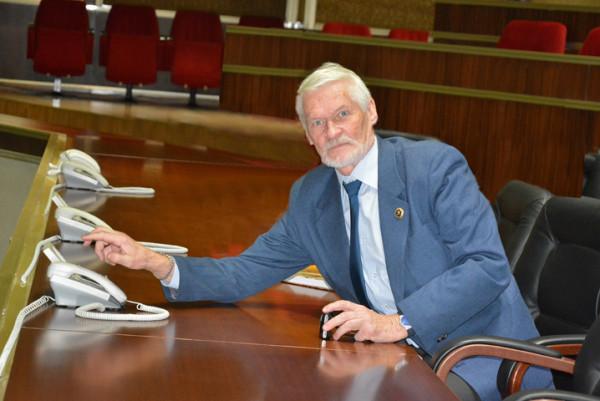 Наш проводник Алексей Пьянков - председатель Королёвской организации общества инвалидов.